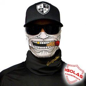Máscara FaceShield Gangster