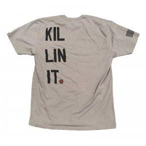 T-shirt Savage Barbell Killin It