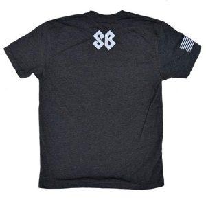 T-shirt Savage Barbell Lets Bang