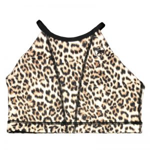 Soutien Desportivo Savage Barbell Leopard Web Back