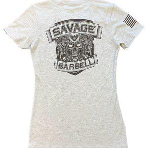 T-shirt Savage Barbell Horny Devil W