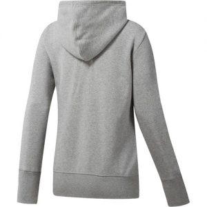 Reebok CrossFit Full Zip Hoodie Grey