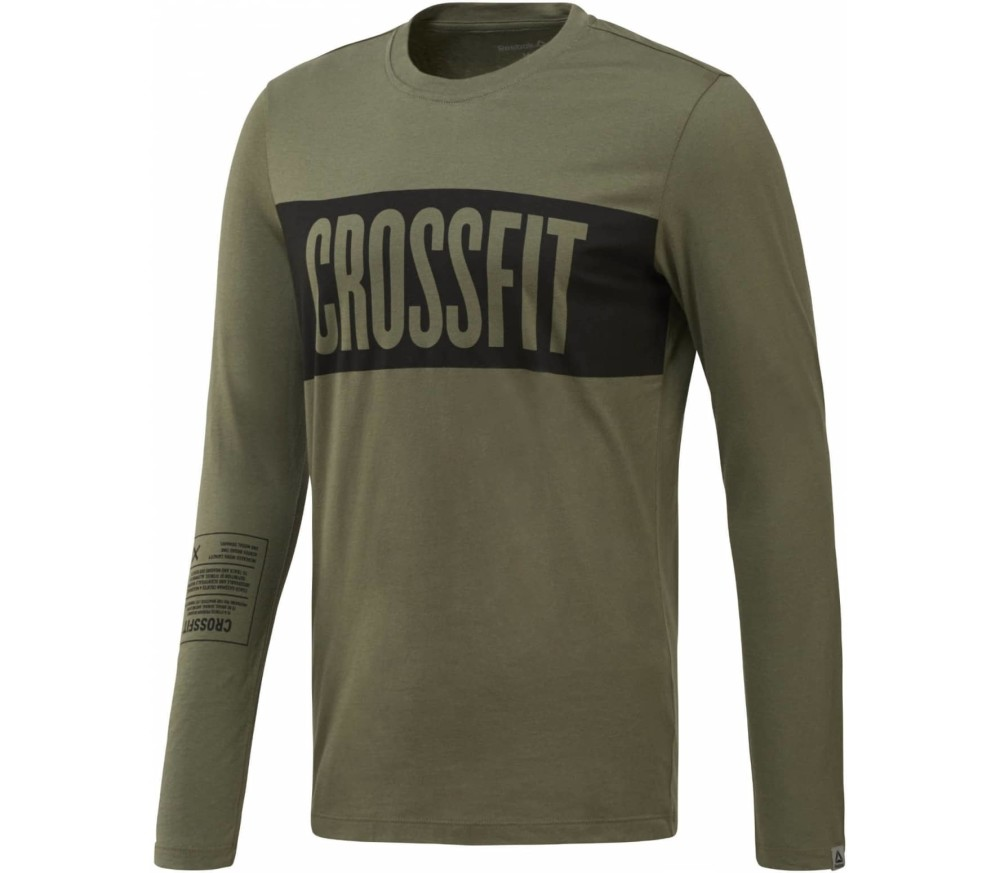 Reebok CrossFit Sleeve Stripes