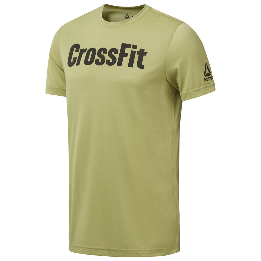 Reebok CrossFit Speedwick Green