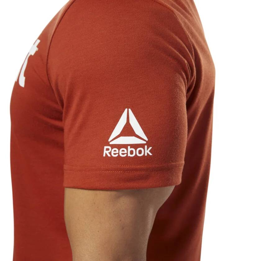 T-Shirt Reebok CrossFit Speedwick Orange