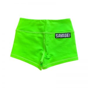 Booty Shorts Savage Barbell Sour Apple