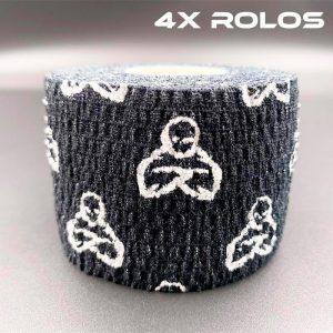 IGolas Grip Tape - 4x Pack Black
