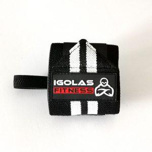 Wrist Wraps Black - IGOLAS