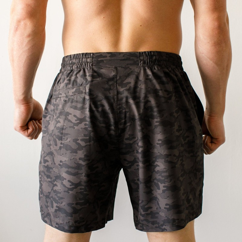 Training Shorts No Illume - Born Primitive