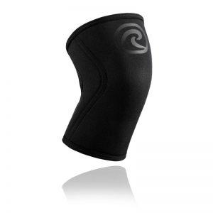 Joelheiras 5mm Carbon Black - Rehband
