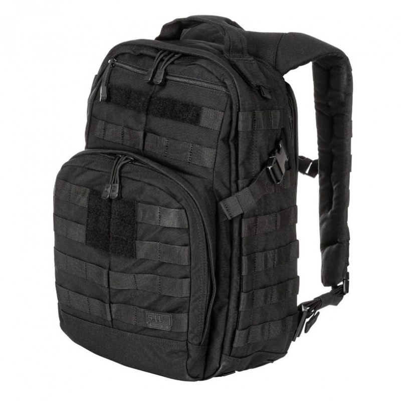 Mochila RUSH12 Black 24l - 5.11 Tactical