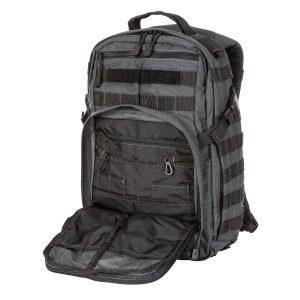 Mochila RUSH12 Black 24l - 5.11 Tactical