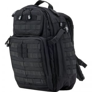 Mochila RUSH24 Black 37l - 5.11 Tactical