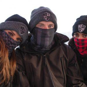 Máscaras Golas de Proteção