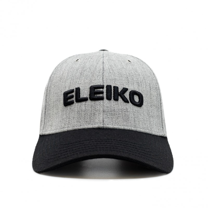 Cap Steel Grey - Eleiko