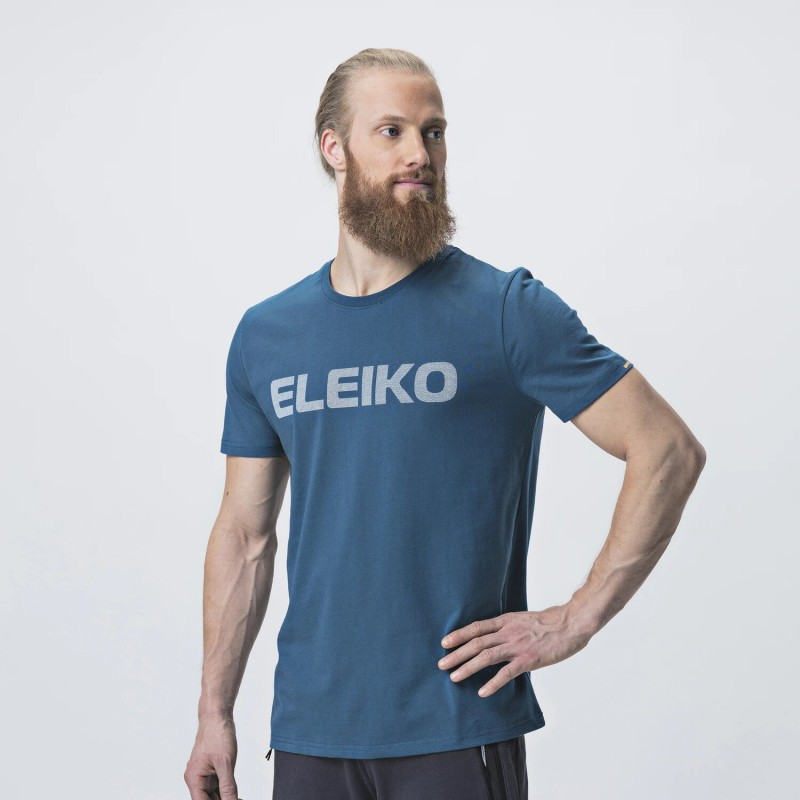 Energy T-shirt Blue Men's - Eleiko