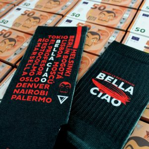 Meias Lithe Bella Ciao