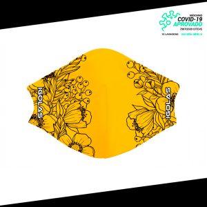 Máscara Social IGolas - Floral