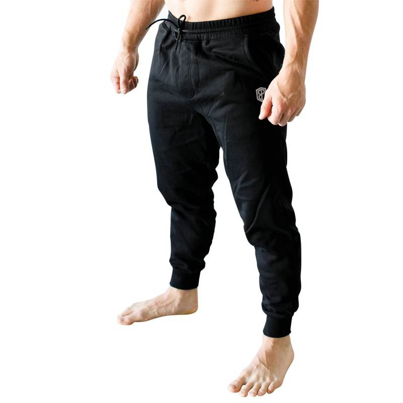 Men Warm Up Joggers - Black - Born Primitive