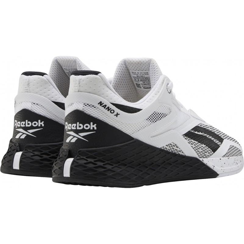 Reebok Nano X Men – White Black