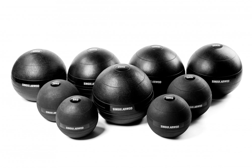 Slam Ball - Singular WOD