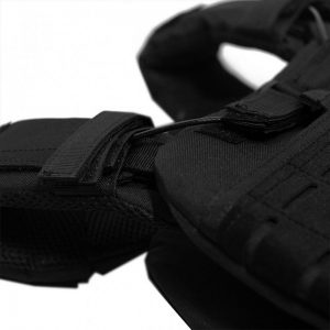 Weight Vest Black - Thorn+Fit