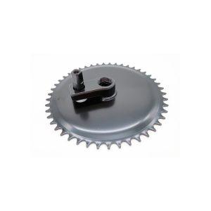 Bell Crank & Chain Wheel - Right PP