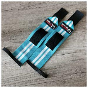 Wrist Wraps Blue - IGOLAS