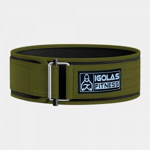 Cinto Weightlifting IGolas - Green
