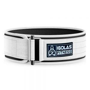 Cinto Weightlifting IGolas - White