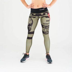 Leggings Tights Just Breathe – Titan Box Wear