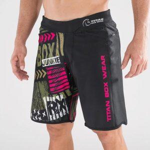 Calções Endurance Box Junkie – Titan Box Wear