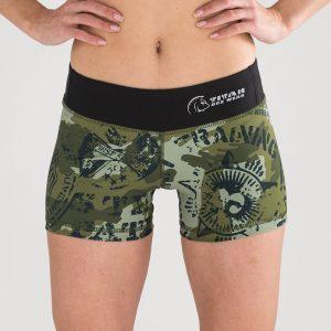 Calções Booty LC Jungle Hero – Titan Box Wear