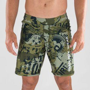 Calções Endurance Jungle Hero – Titan Box Wear