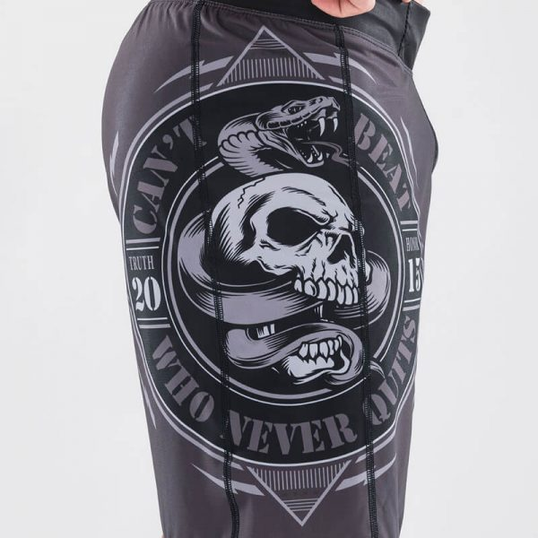 Calções Endurance Keep Fighting – Titan Box Wear