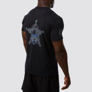 T-shirt Honor The Fallen POLICE - Born Primitive