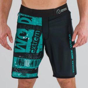 Calções Endurance Extreme Wod – Titan Box Wear