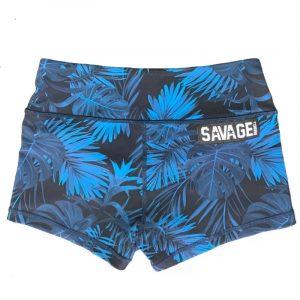 Booty Shorts MAUI NIGHTS - Savage Barbell